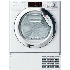 Hoover HBTDWH7A1TCE 7kg Integrated Heat Pump Condenser Tumble Dryer