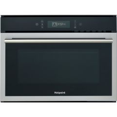 Hotpoint MP676IXH Built in Microwave - Stainless Steel