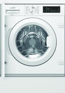 Siemens WI14W501GB 8kg 1400rpm Built In Washing Machine -White