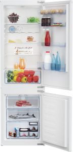 Beko BCFD373 Integrated Frost Free Combi Fridge Freezer