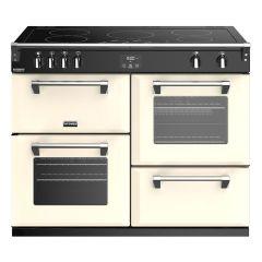 Stoves Richmond Deluxe RCHDXS1100EiCC 110cm Electric Induction Range Cooker Classic - Cream