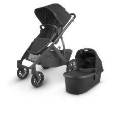 Uppababy 0320-VIS-UK-JKE Vista V2 Pushchair & Carrycot - Jake