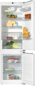 Miele KFN37232iD Built In Fridge Freezer with Dynamic Cooling and Vario Room