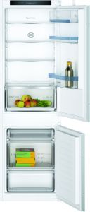 Bosch KIV86VSE0G Built-In Fridge-Freezer With Low Frost Bottom Freezer