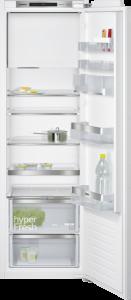 Siemens KI82LAFF0 Integrated Fridge with Freezer Section