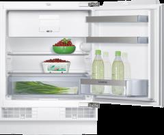 Siemens KU15LAFF0G Built Under Fridge with Freezer Section