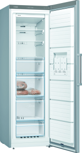 Bosch GSN36VLFP No Frost Freestanding Freezer-Stainless Steel