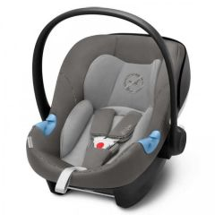 Cybex 519000889 Aton M i-Size Car Seat-Manhattan Grey