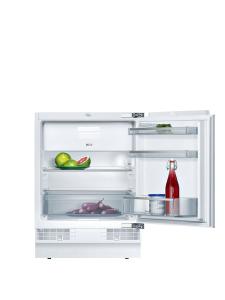 Neff K4336XFF0G Built Under Fridge with Freezer Section