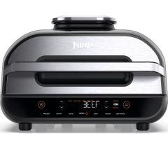 Ninja AG551UK Foodi MAX Health Grill + Air Fryer