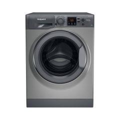 Hotpoint NSWM863CGGUKN 8kg 1600 Spin Washing Machine - Graphite