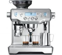 Sage BES980UK The Oracle Coffee Machine Brushed Stainless Steel