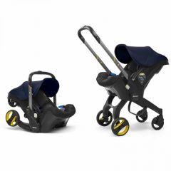 Doona+ Infant Car Seat Stroller Royal Blue