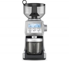 Sage BCG820BSSUK Smart Grinder Pro Coffee Grinder Brushed Stainless Steel