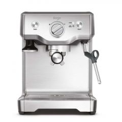 Sage BES810BSSUK Duo Temp Pro Coffee Maker Stainless Steel