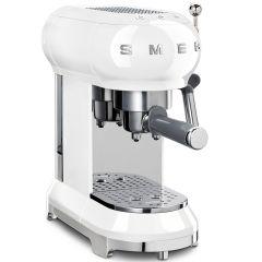 Smeg ECF01WHUK Expresso Coffee Machine - White