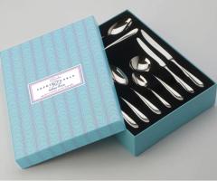 Sophie Conran ZSCR4401 Rivelin 44 Piece Cutlery Gift Box Set