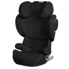 Cybex 518000828 Solution Z-Fix Group 2/3 Car Seat - Stardust Black