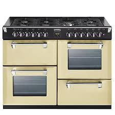 Stoves Richmond 1100DFT Dual Fuel Range Cooker in Champagne