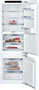 Bosch KIF87PF30 Built In Fridge Freezer-Low Frost