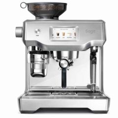 Sage SES990BSS2G1UK1 The Oracle Touch Coffee Machine Brushed Stainless Steel