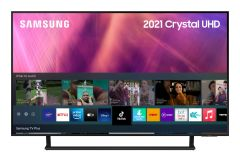 Samsung UE43AU9000KXXU 43` 4K UHD HDR Smart TV With Motion And Object Tracking