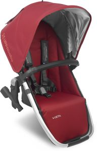 Uppababy VISTA Rumble Seat Denny Red