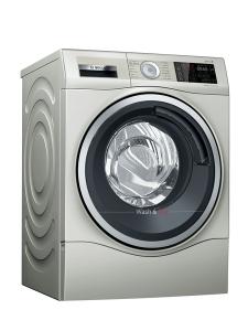 Bosch WDU28569GB 10kg/ 6kg Freestanding Washer Dryer-Silver
