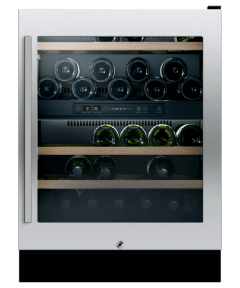 Fisher & Paykel RS60RDWX1 38 Bottle Wine Cabinet-Stainless Steel