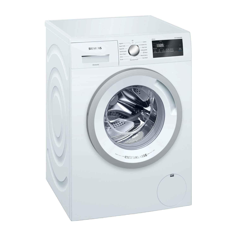 Siemens WM14N190GB ExtraKlasse 7kg 1400 Spin Washing Machine - White