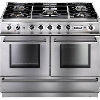 Falcon Continental 1092 FCON1092DFSS/CM-EU Dual Fuel Stainless Steel Range Cooker