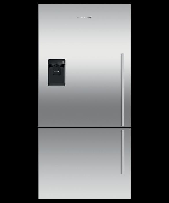 Fisher Paykel E522BLXFDU4 ActiveSmart Fridge Freezer Stainless Steel