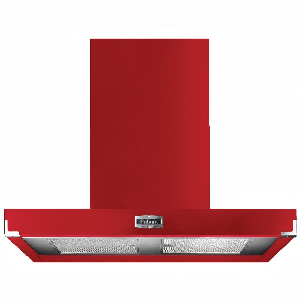 Falcon 1090 contemporary hood cherry red FHDCT1090RD/N