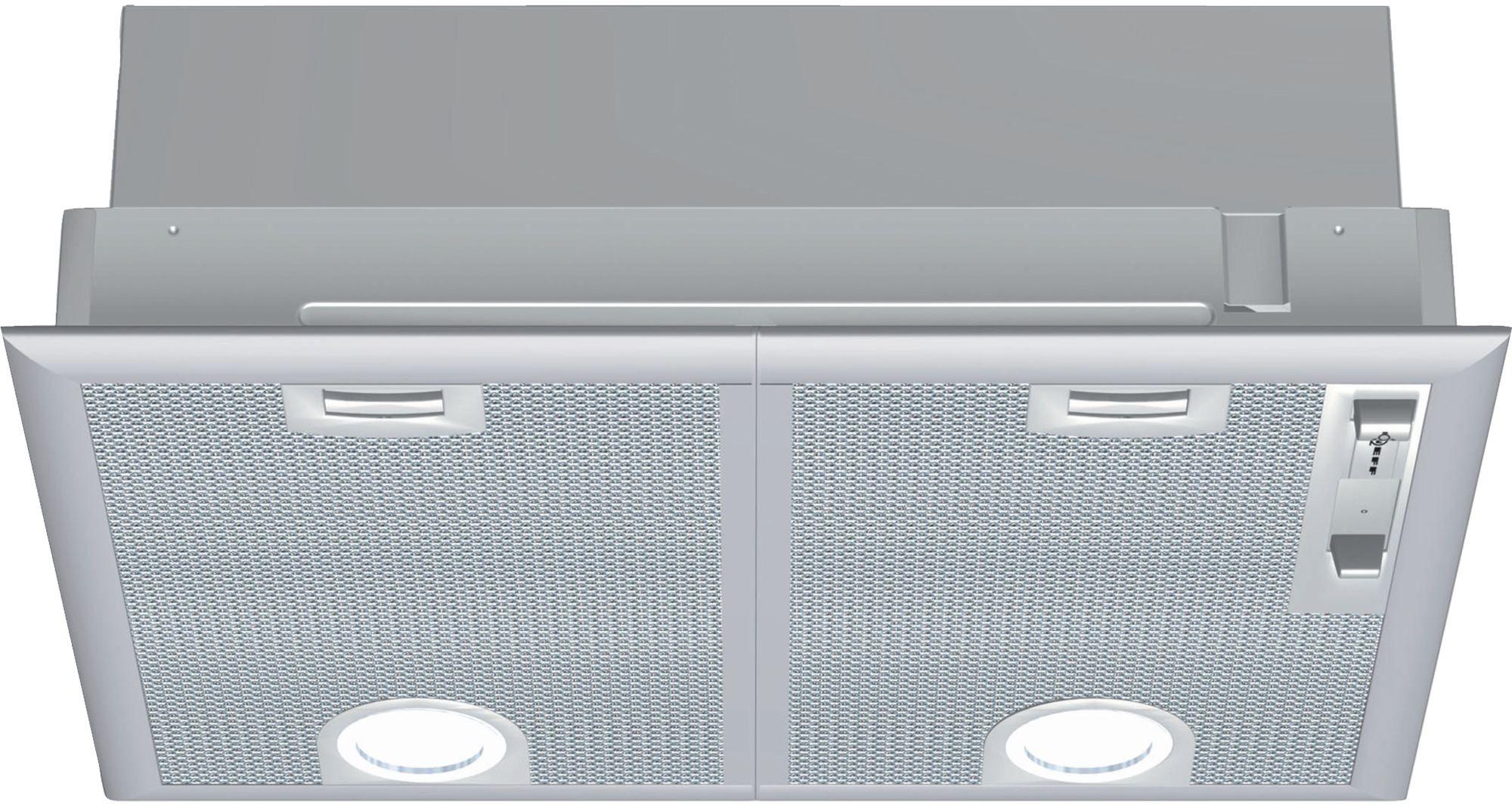 Neff D5655X1GB 53cm Canopy Hood Silver
