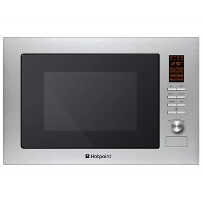 Hotpoint MWH2221X 24Ltr Microwave With Grill