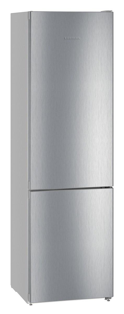 Liebherr CNEL4813 60cm NoFrost Fridge-Freezer-Silver