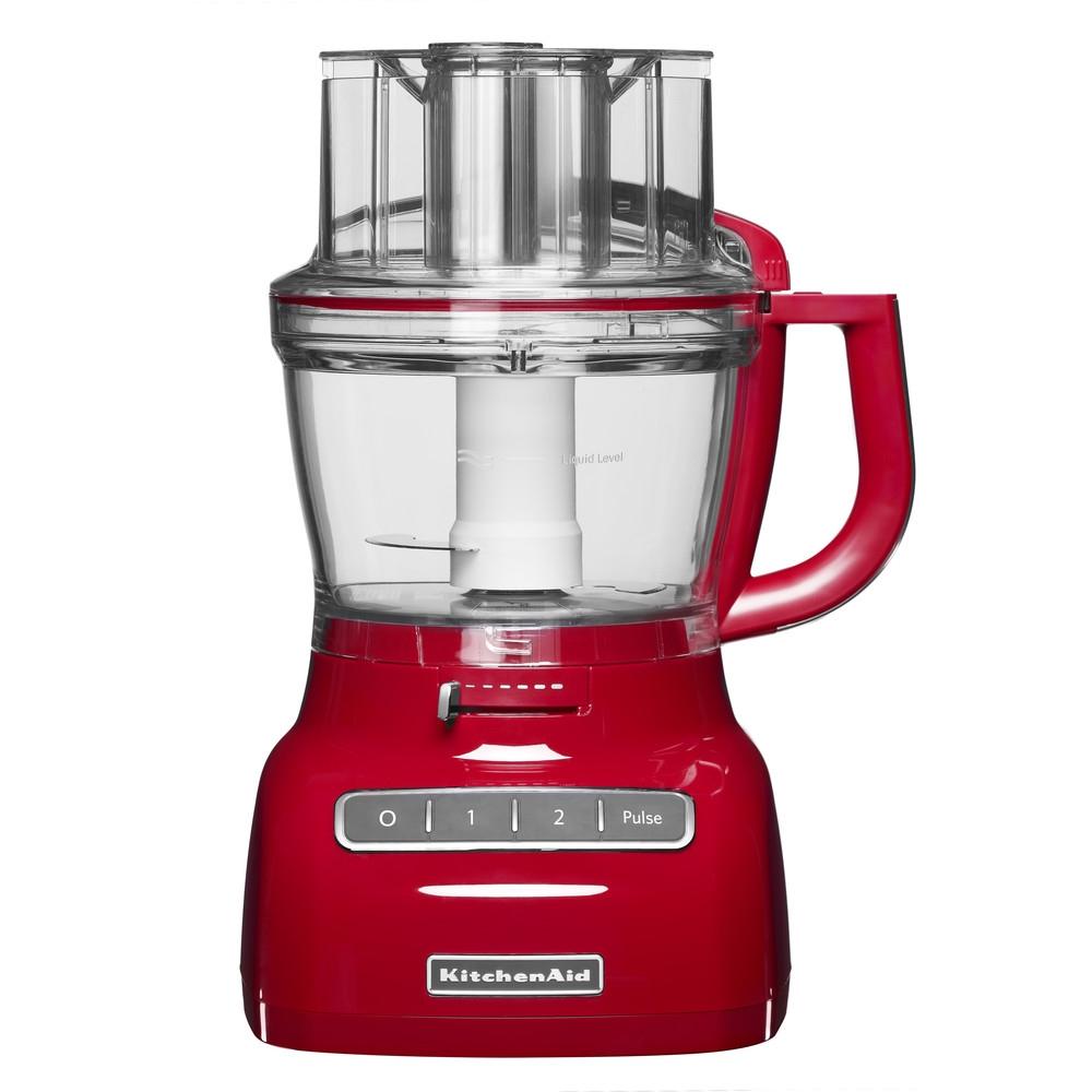 KitchenAid 3.1L 5KFP1335BER Food Processor - Empire Red