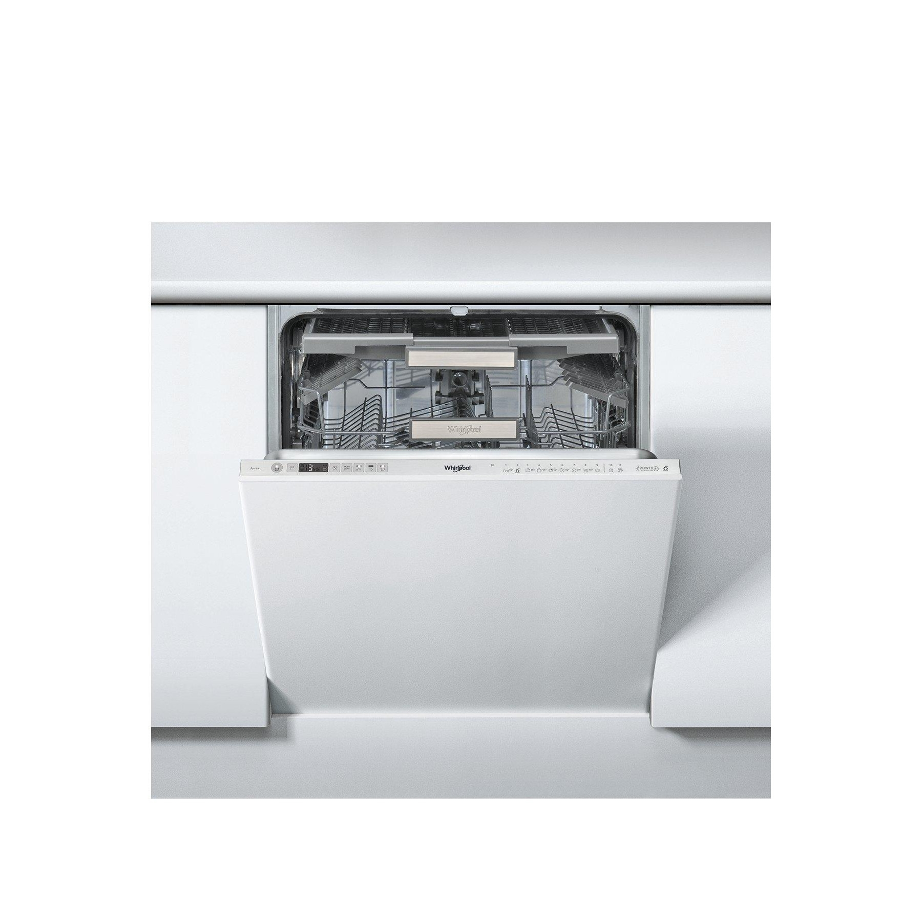 Whirlpool WIO3O33DEL SupremeClean Built-In Dishwasher