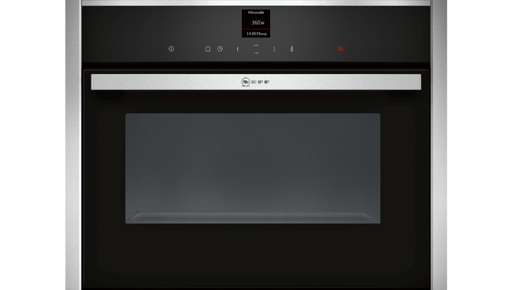 Neff C17UR02N0B Built in Microwave Oven