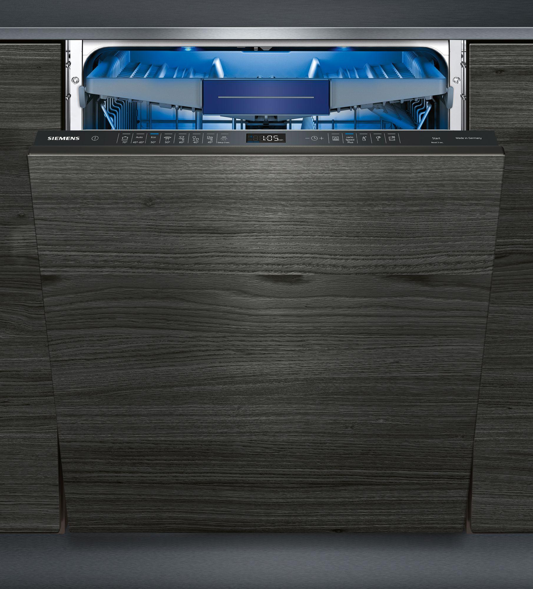 Siemens iQ500 SN658D00MG 60cm Integrated Dishwasher