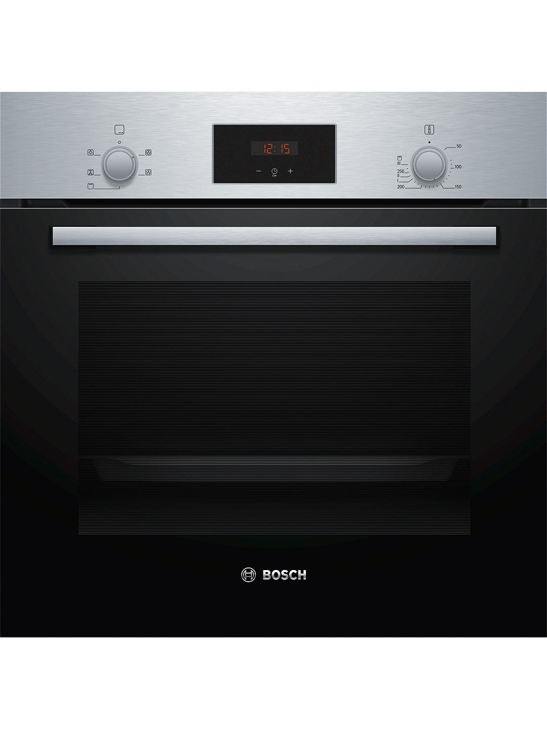 Bosch HHF113BR0B Built In Electric Single Oven - Stainless Steel