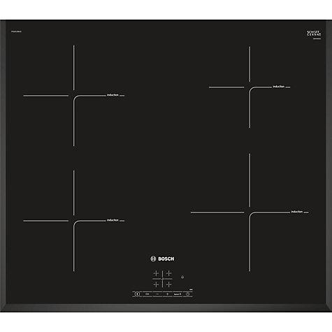 Bosch PIE651BB1E 60cm Induction Hob Black