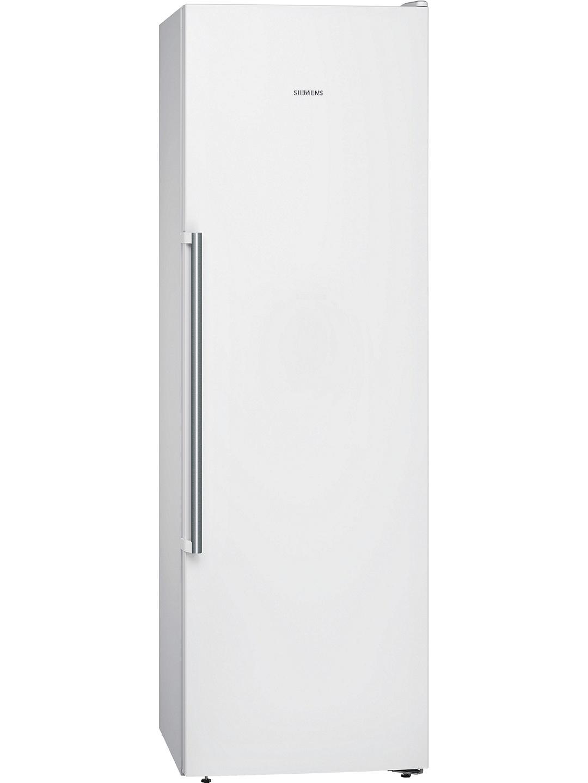 Siemens GS36NAW3P Freestanding Frost Free Tall Freezer White