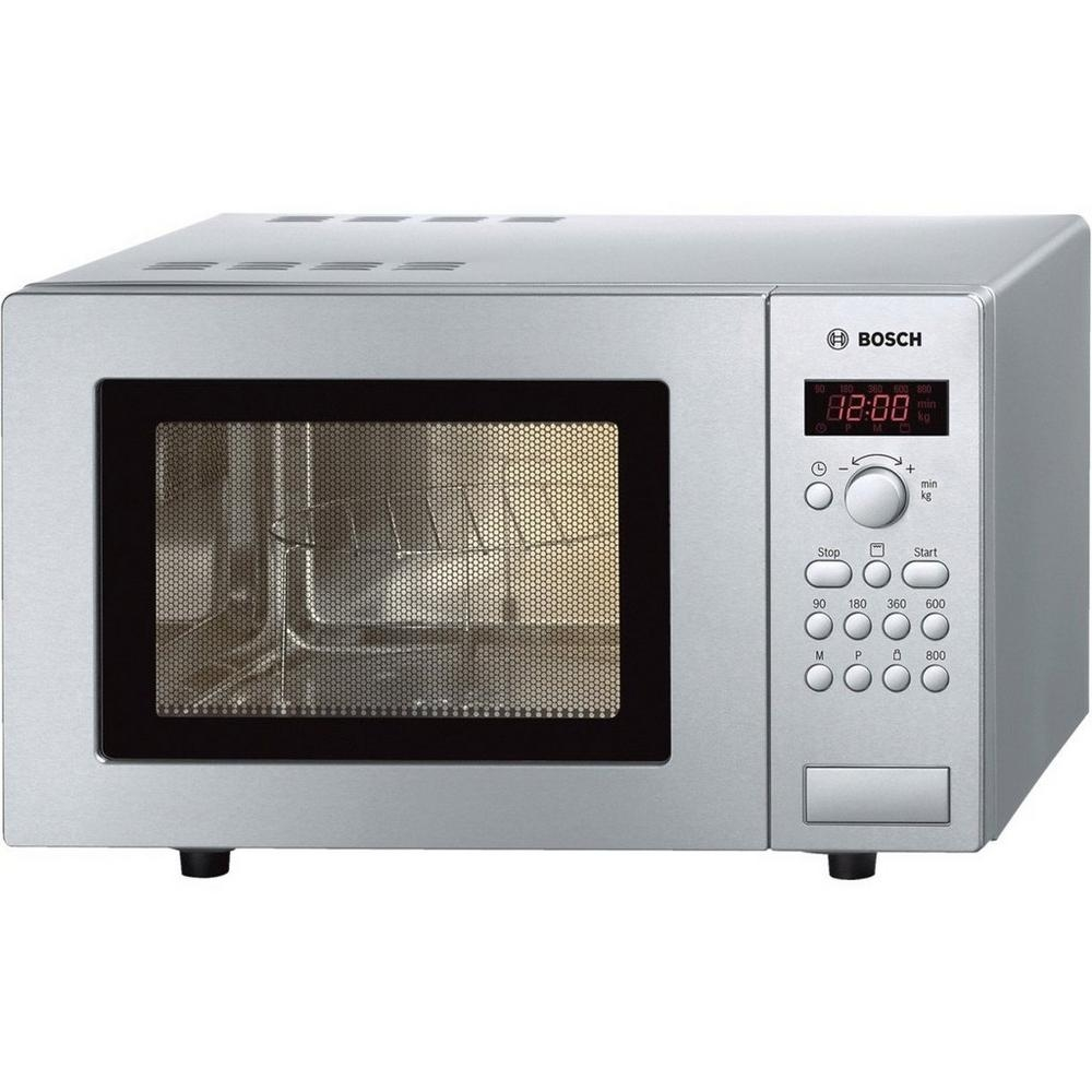 Bosch HMT75G451B 17Litre Microwave - Stainless Steel