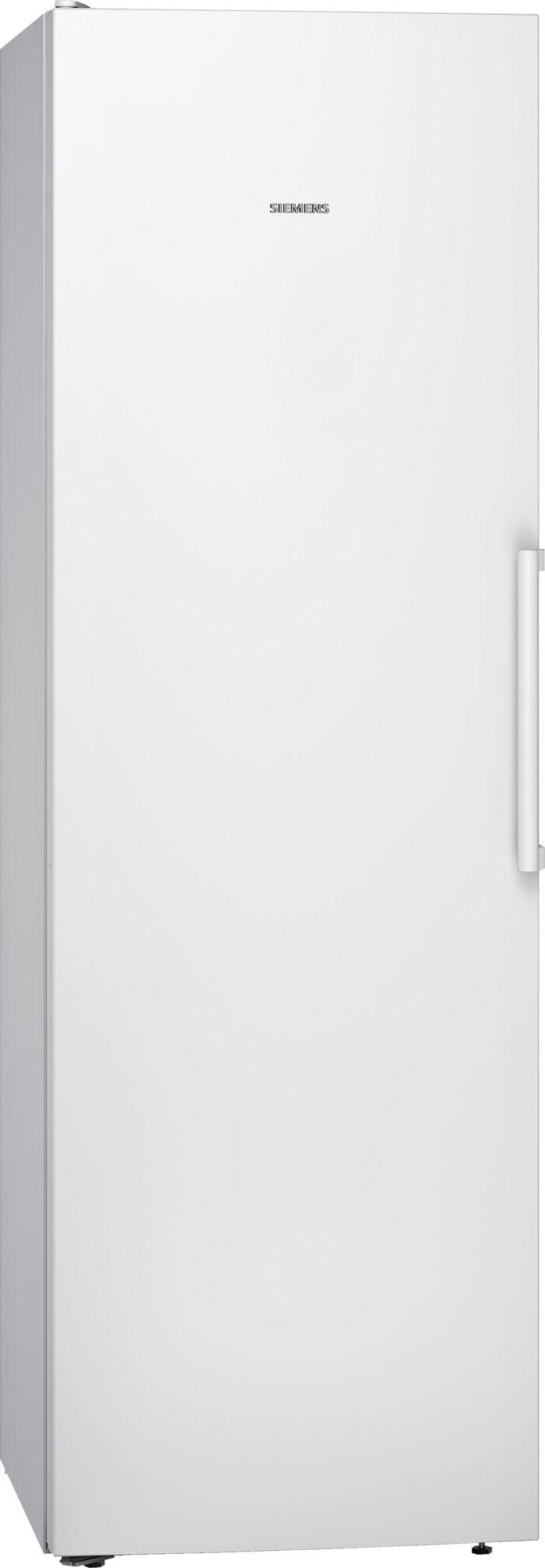 Siemens  iQ300 KS36VVW3P Upright Fridge White