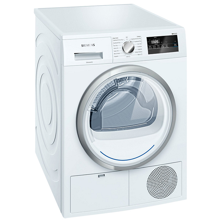 Siemens WT45N200GB 8KG Condenser Tumble Dryer