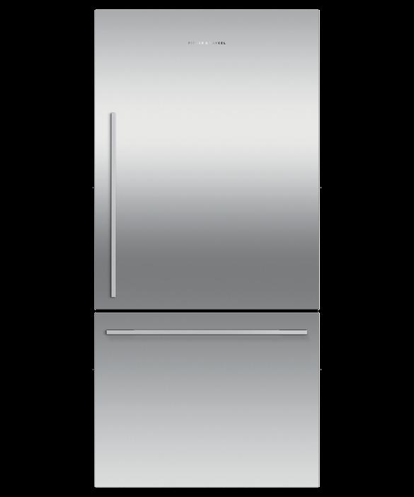 Fisher Paykel RF522WDRX4 ActiveSmart Fridge Freezer-Stainless Steel